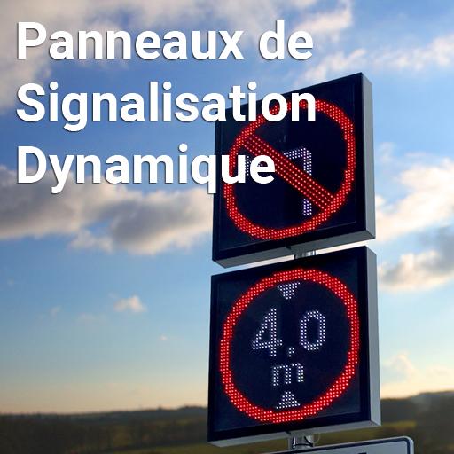 Panneaux de Signalisation Dynamique